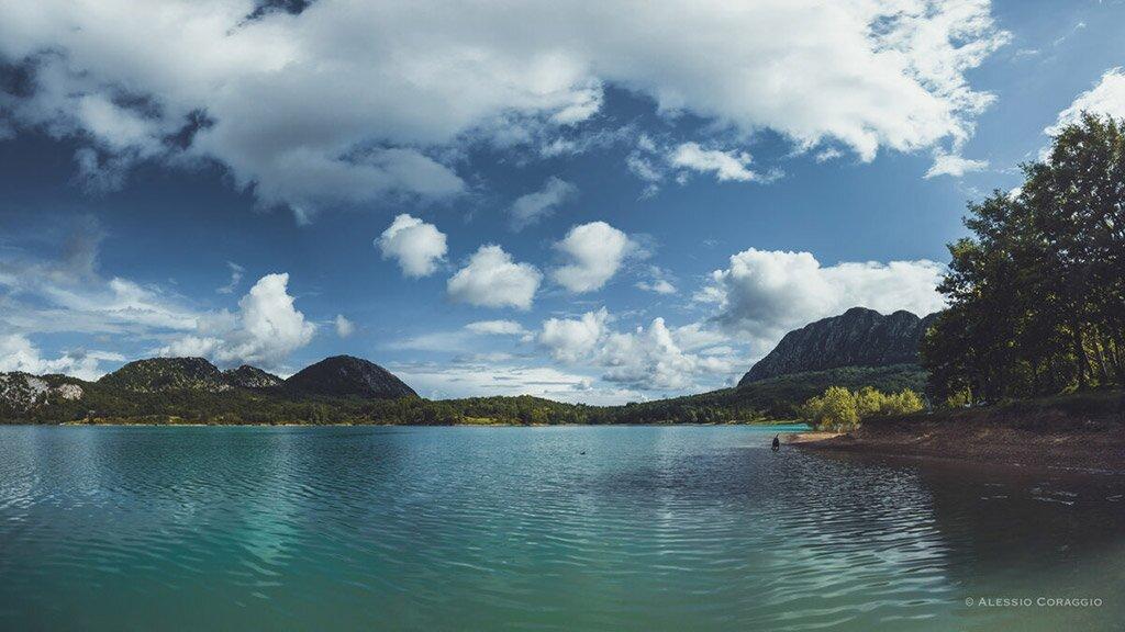 lago castel san vincenzo molise